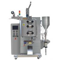 Wholesale High Precision Sauce Packaging Machine / 3.8KW Power Food Packaging Equipment from china suppliers