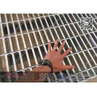 Wholesale Hot Dipped Galvanised Heavy Duty Steel Grating Panel | HESLY China Grating Factory from china suppliers