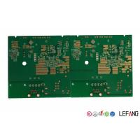 Wholesale Industrial Controller Circuit Board  Printing Service , Quick Tech PCB 0.2 Mm Min. Aperture from china suppliers