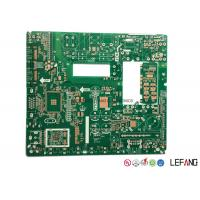 Wholesale 2 Layersbare Printed Circuit Board , Computer PCB Board FR4 35 µM Copper Thickness from china suppliers