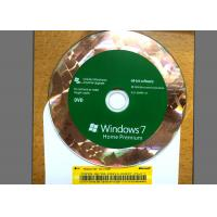 Wholesale Original DVD Win 7 Basic Home , Windows 7 Retail Version For 1 PC Using from china suppliers