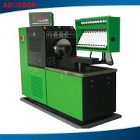 Buy cheap 5.5KW Electrical diesel injection fuel Pump Test Bench 8 Cylinders 0 - 4000 rpm from wholesalers
