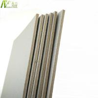 China SGS Certified Hardcover Book Grey Board / Straw Board Paper Rigid Mixed Pulp for sale