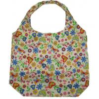 Wholesale foldable promotional nylon shopping bag from china suppliers