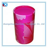 Wholesale paper tube gift box from china suppliers