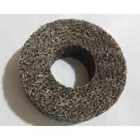 Wholesale Compressed Knitted Wire Mesh Rolls For Filter Round Wire / Flat Wire Type from china suppliers