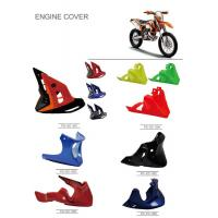 Wholesale Friction Resistant Motorcycle Engine Cover Modification Various Colors Long Service Life from china suppliers