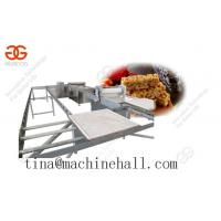 Buy cheap Crispy Candy Bar Making Machine|Croquant Crispy Snap Making Machine from Wholesalers