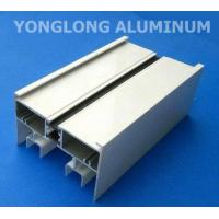 Wholesale T4 T5 T52 T6 Anodized Machined Aluminium Profiles Frame Extrusions Customized Shape from china suppliers