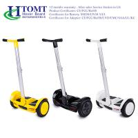 Dustproof 2 Wheel Self Balancing Scooter 36V 4.4AH Lithium Battery