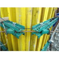 Custom High Security Concrete Wall Formwork With H20 Timber Beam for sale