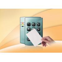 China Proximity Mifare Card Reader Rfid Access Control System With Keypad on sale
