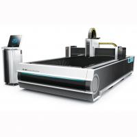 Wholesale Fiber Laser Cutting machine 500-12000W, CNC Control, IPG Source from china suppliers
