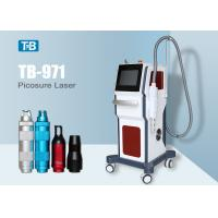 Buy cheap Water Cooling Nd Yag Laser Tattoo Removal Machine 1 - 8mm Adjustable Spot Size from wholesalers