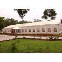 Wholesale Multifunction Wedding Event Tents 100 Km / H Wind Resisting CE Approved from china suppliers