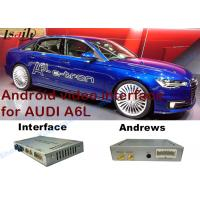 Wholesale 2010-2015 AUDI Android System Car Navigation Box With Play Store from china suppliers