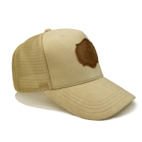 Wholesale Embroidered Plain Blank 60CM 6 Panel Trucker Mesh Hat from china suppliers
