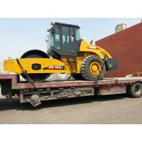 Wholesale Weichai Engine Road Maintenance Machinery Vibratory Drum Roller Compactor from china suppliers