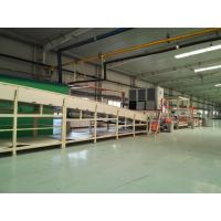 Wholesale Natural Asphalt Carpet Back Coating Production Line Automatic Water - Cooling Control from china suppliers