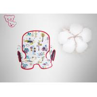 China Silk Floss Baby Care Accessories Feeding Chair Cushion Perspiration /  Breathability on sale