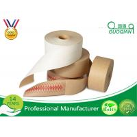 Wholesale Printable Jointing Paper White / Brown Kraft Tape For Gift Wrapping Decorative Packing from china suppliers