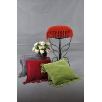 Wholesale Decorative cushions and pillows , acrylic knit outdoor furniture seat cushions from china suppliers