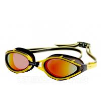 Wholesale Clear Vision Most Comfortable Competitive Swim Goggles Polarized Revo Gold from china suppliers