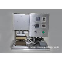 Wholesale Semi - Automatic Plastic Spout Stand Up Pouch Sealing Machine For Seal Press Nozzle from china suppliers