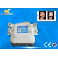 Face Lifting Ultrasonic Cavitation Rf Slimming Machine , 8 Inch Color Touch Screen