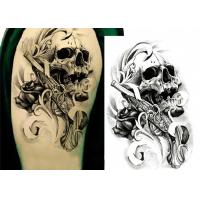 Buy cheap Fashion Design Temporary Tattoo Sticker Customized Size And Patterns from Wholesalers