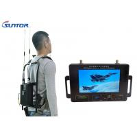 Wholesale COFDM Two Way Wireless HDMI Video Transmitter For Army Potrol , Full HD Resolution from china suppliers