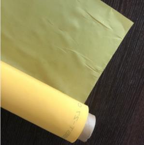 China High Elasticity Silk Screen Printing Mesh Fabric Good Chemical Characteristics on sale
