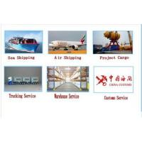 Buy cheap import from China  to Singapore /door to door  delivery /China customs clearing agent from wholesalers