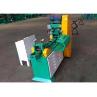 China 5000mm Width Wire Straightening And Cutting Machine For 1.6mm- 5.0mm Diameter Wire for sale