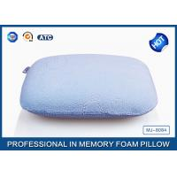 Wholesale Traditional Sleep Design Memory Foam Nap Pillow With Customized Fabric Coat from china suppliers