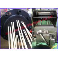 Wholesale Potato starch based Single screw Extruded Fried Snacks Crispy Chips production line from china suppliers