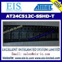 Wholesale AT24C512C-SSHD-T - ATMEL - I2C-Compatiable (2-wire) Serial EEPROM 512-Kbit - Email: sales0 from china suppliers