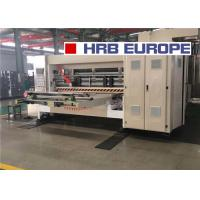 Wholesale Europe Standard Flexo Folder Gluer Printing Slotter And Die Cutting Machine FFG from china suppliers