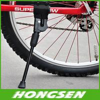 Replaceable bicycle foot cycle parts bike kick stand for sale