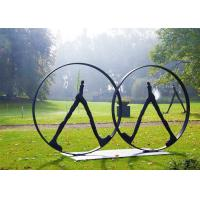 Wholesale Western Style Couple Figure Bronze Outdoor Sculptures For Park Decor from china suppliers