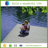 Wholesale HEYA wpc decking board panel wood plastic composite sheet price from china suppliers