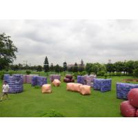 Wholesale Outdoor Inflatable Paintball Area For Inflatable Paintball Game With PVC Material from china suppliers