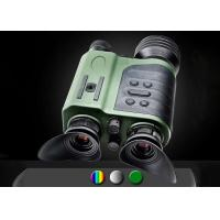 Buy cheap Wifi Function 18650 Battery Infrared Night Vision Binoculars 4 Hours IR Working from wholesalers