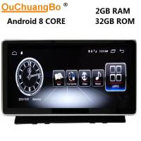 Wholesale Ouchuangbo car radio stereo multi media for Benz ML GL 2012-2015 support SWC WIFI USB SWC video android 7.1 system from china suppliers