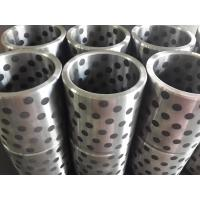 Wholesale Steel(FC250&HT250&45#) bushing with solid lubricant graphite FGB standard misumi bushing from china suppliers