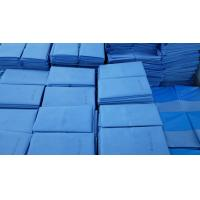 Wholesale Anti Static Sterile Blue Non Woven Surgical Drapes for Hospital Surgery from china suppliers
