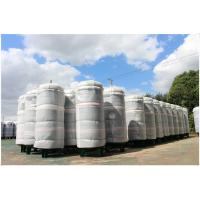 Wholesale Ethanol / CNG Compressed Air Storage Tank , 8mm Thickness Air Compressor Holding Tank from china suppliers