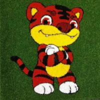Wholesale Kids 2.5 Cm Zodiac Tiger Cartoon Lawn On Kindergarten Outdoor Playground from china suppliers