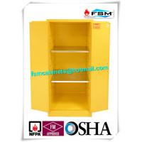 Wholesale Industrial Safety Storage Cabinets With Ventilation Hole For Combustible Drums from china suppliers