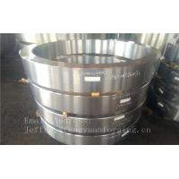 Wholesale Large Stainless Steel Forging F304 F316 F51 F53 F55 F60 F321 F316Ti Hot Rolled Ring from china suppliers